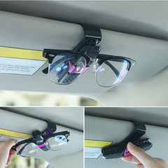 Multi-Functional Glasses Clip for Tesla  Model X - TAPTES