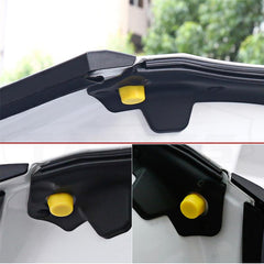 Rear Door Lock Anti-Scratch Caps for Tesla Model X - TAPTES
