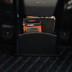 Rear Storage Box for Tesla Model X - TAPTES