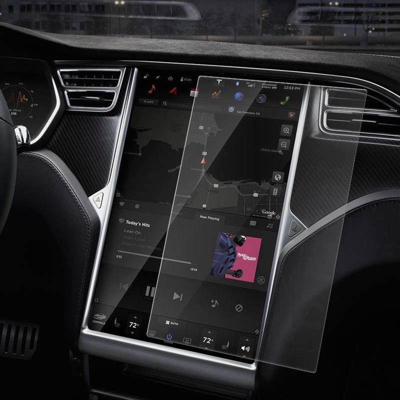 Screen Protectors for Tesla Model S X