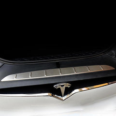 Rear Bumper Protector for Tesla Model S - TAPTES