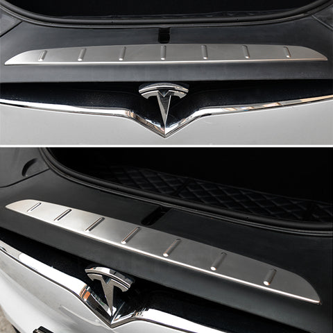Front Bumper Protector for Tesla Model X - TAPTES