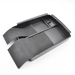 Center Console Organizer Storage Box for Tesla Model S - TAPTES