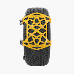 Snow Tire Chain for Model X (Set for 2 Wheels)