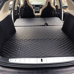 Rear Trunk / Cargo Liner Mats for Tesla Model X