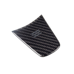 Carbon Fiber Steering Wheel Decal Sticker for Tesla Model 3 - TAPTES