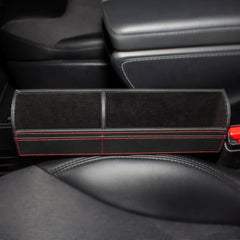 Car Seat Slit Gap Storage Box Slot Box for Model X - TAPTES