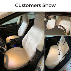 Seat Covers for Tesla Model S - TAPTES