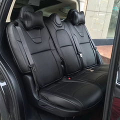 seat covers tesla model X black