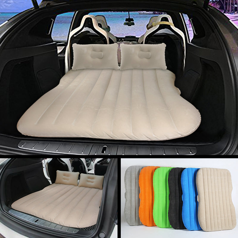 Air Bed Inflatable Mattress for Tesla Model X (5 / 6 Seater)
