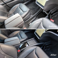 Center Console Insert for Tesla Model S June 2012-May 2016 - TAPTES