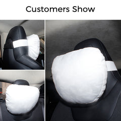 Neck Headrests for Tesla Model X - TAPTES