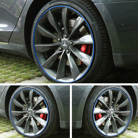 Wheel Bands Kit for Tesla Model S