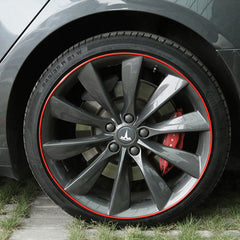 Wheel Bands Kit for Tesla Model S - TAPTES