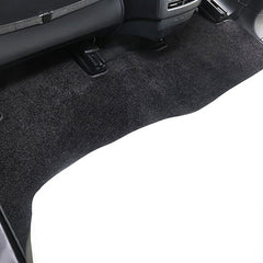 Tesla Fully Covered Leather Floor Mats for Model S - TAPTES