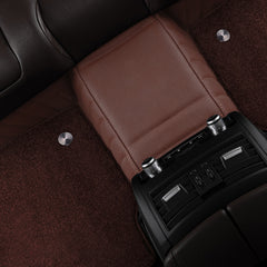 Leather Floor Mats for Tesla Model S