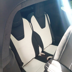 Leather Seat Covers for Tesla Model X - TAPTES