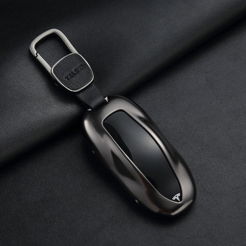 Aluminum Alloy Key Fob Case for Model S