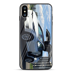 Custom Made Phone Cases for Tesla Model X Owners - TAPTES