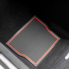 Center Console & Cup Holder Rubber Liners for Tesla Model 3 - TAPTES
