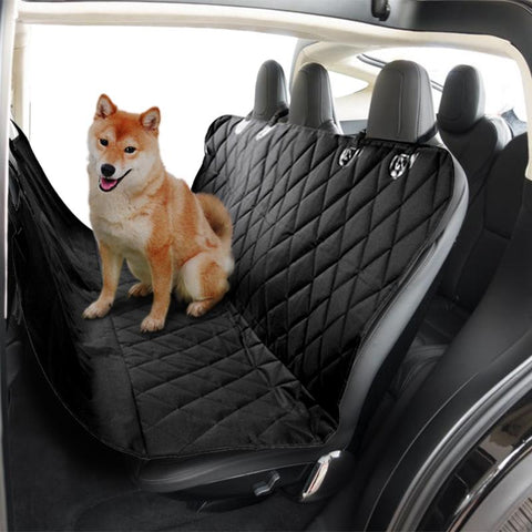 Luxury Pet Seat Cover for Tesla Model S / 3 / X / Y