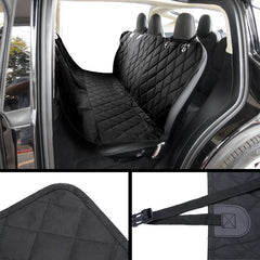 Car Pet Seat Covers for Tesla Model X (5-Seater) - TAPTES