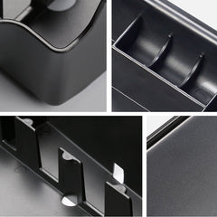 Center Console Storage Organizer Shelf for Tesla Model X