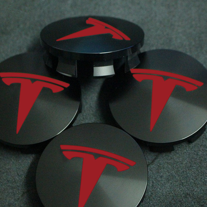 Tesla Model 3 Wheel Center Cap Insert /HubCaps (Set of 4)