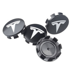 Wheel Center Caps Insert / Rims Hub Caps for Tesla Model X (Set of 4) - TAPTES