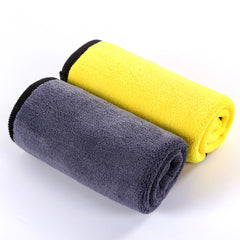 Soft Microfiber Cleaning Car Drying Towel / Cloth for Tesla Model S, Model X and Model 3 - TAPTES