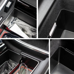 Center Console Trash and Storage Bin for Tesla Model 3 (Two in One) - TAPTES