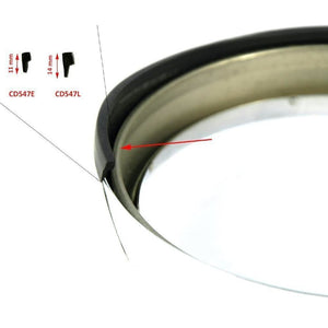 Headlamp Outer Rim Seal (Cd547-X) Rolls Royce & Bentley By Prestige Parts