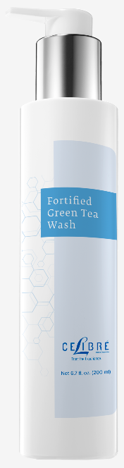 Fortified Green Tea Wash