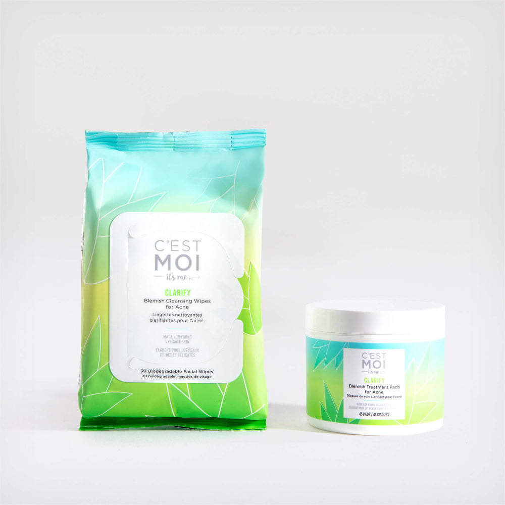 Clarify Treatment Duo