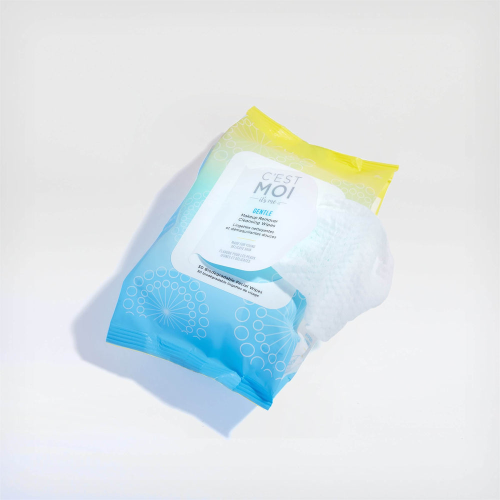 Gentle Makeup Remover Cleansing Wipes