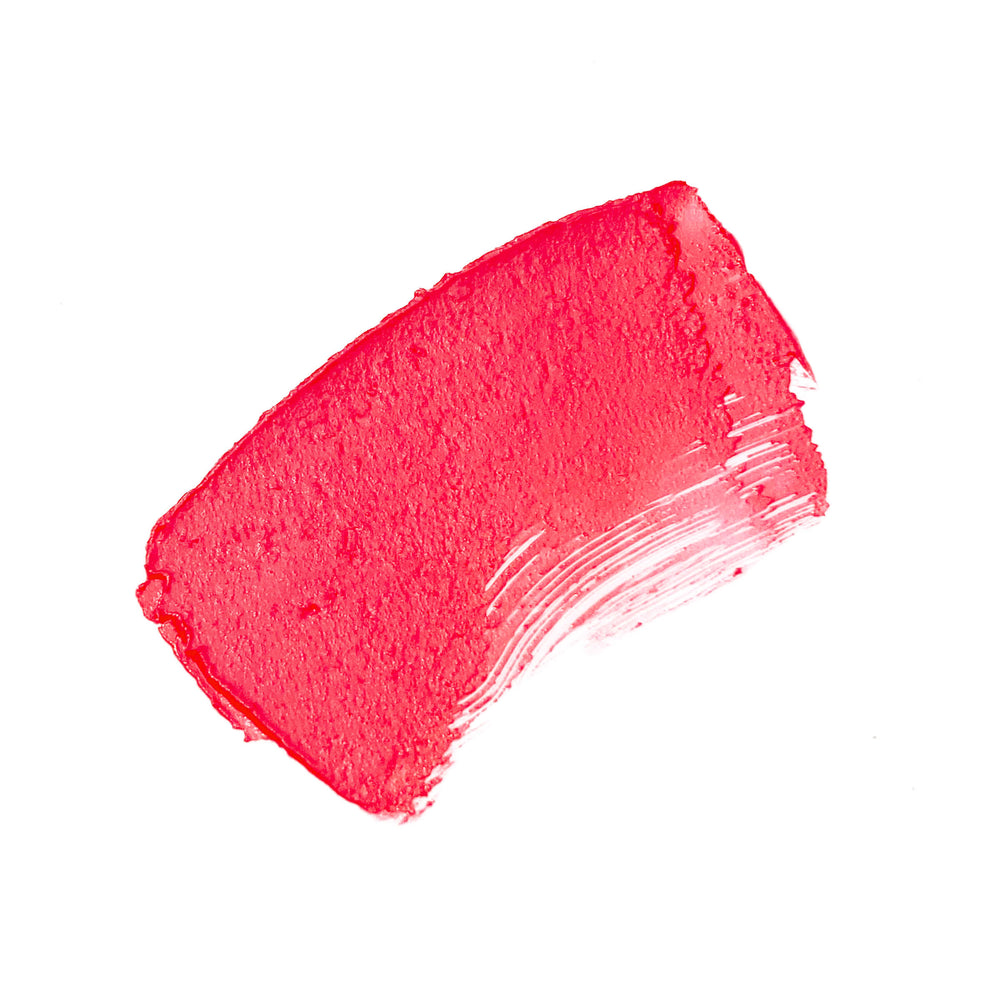 Give 'Em Lip (& Cheek) Tinted Balm - Smart Mouth Hot pink swatch
