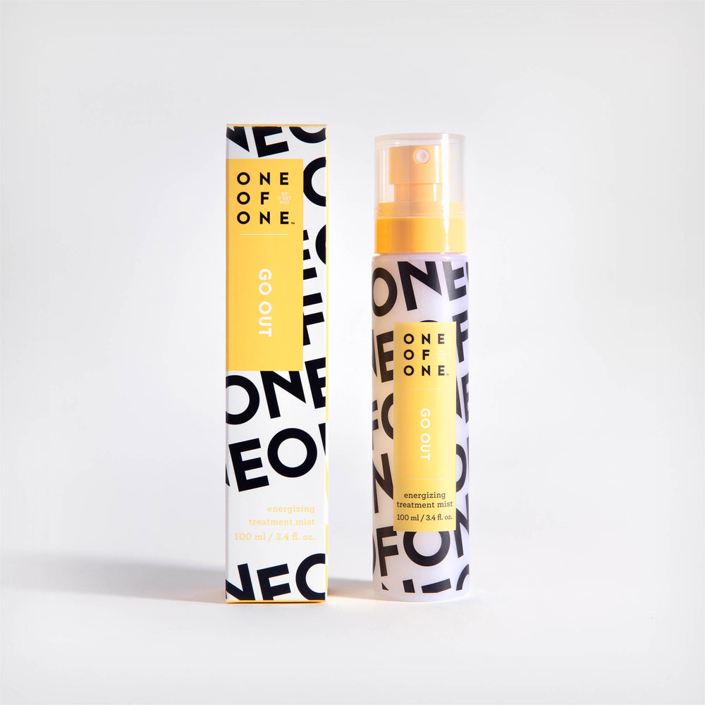 Go Out Energizing Treatment Mist