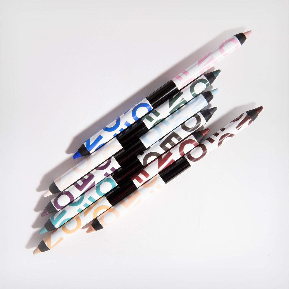 Think Twice eyeliner pencils - all shades