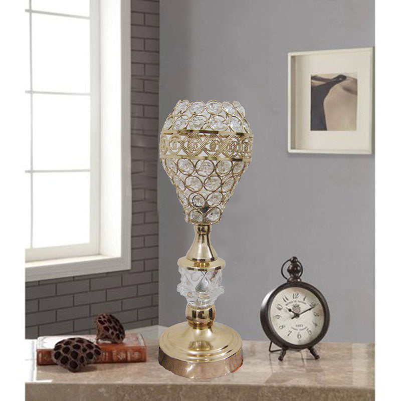 TABLE LAMP-WHITE