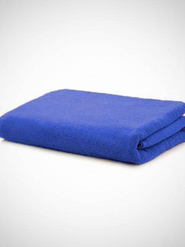 BATH TOWEL-ROYAL BLUE - PRIMAL