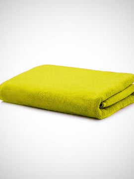 Bath Towel- Yellow - PRIMAL