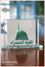 Load image into Gallery viewer, Custom Your Photos into Glass Vase by Sand -FREE SHIPPING