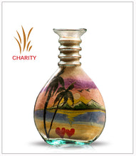 Load image into Gallery viewer, Sand Art Designs in bottle - Charity - FREE SHIPPING