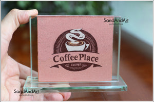 Corporate Gift Idea Sand Painting  LS8(9*12)