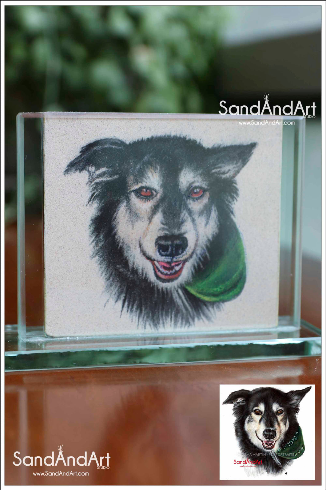 Pet Portrait Paintings From Photos -FREE SHIPPING