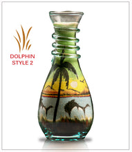 Load image into Gallery viewer, Sand Art Bottle Gift Dolphin Module B