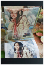 Load image into Gallery viewer, Personalize Your Picture to Sand Portrait into Glass Vase - FREE SHIPPING