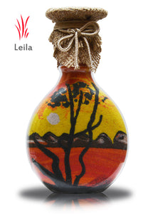 Sand Painting Art   - Leila - FREE SHIPPING