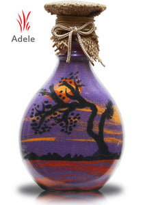 Sand Bottle Sand Art in a Bottle - Gift Adele