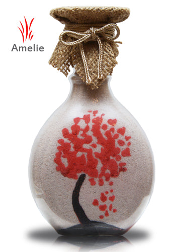 Sand Artwork Sand Art Bottle | Free Shipping